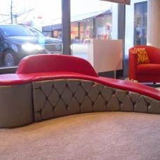 Eigenentwurf Design-Sitzbank