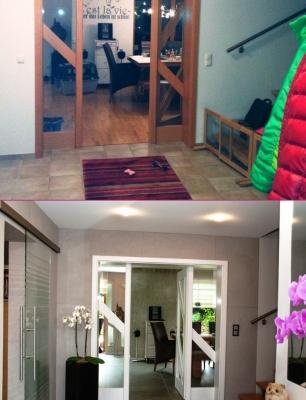 Renovierung Hausflur / Eingangsbereich