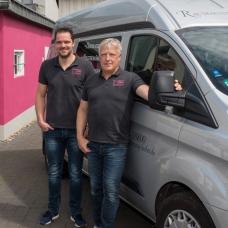 Hans Hohn + Jens Wetzels