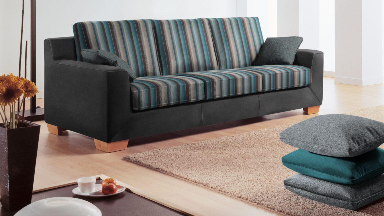 Zur stoffauswahl raumausstattung hohn for Sofa japanischer stil
