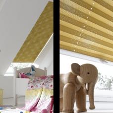 Sonnenschutz für Dachschrägen JAB