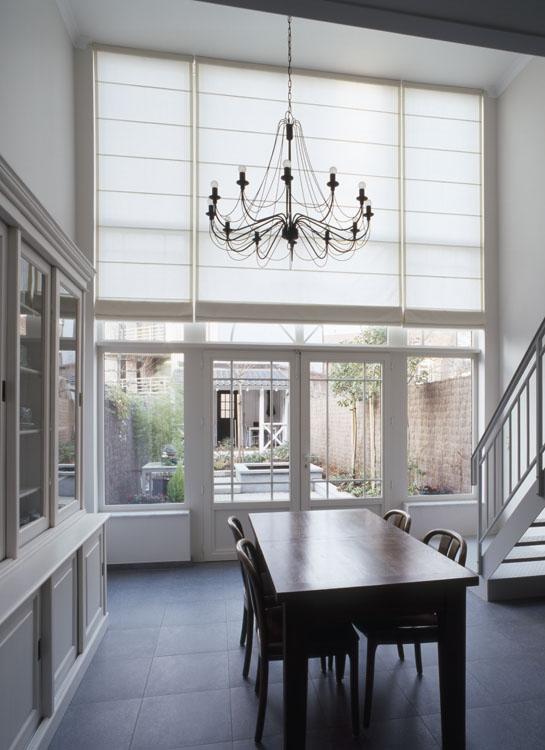 Beautiful Moderne Raffrollos Wohnzimmer Images - New Home Design ...